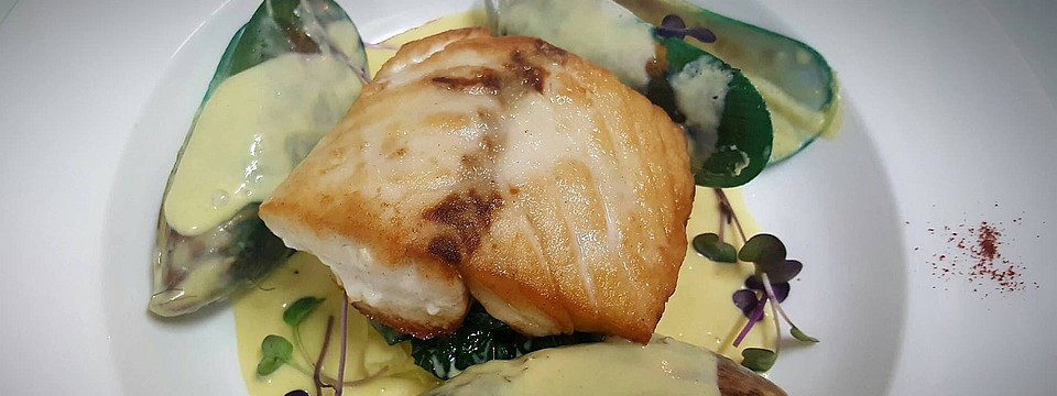 fine dining seafood